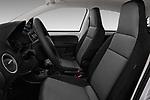 Front seat view of a 2017 Skoda Citigo Ambition 5 Door Hatchback front seat car photos