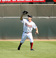 Evan Frey / Phoenix Desert Dogs 2008 Arizona Fall League..Photo by:  Bill Mitchell/Four Seam Images