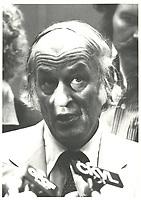 Rene Levesque , 30 aout 1977