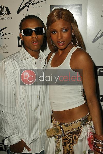Bow Wow and Ciara<br /> at Ciara's BET Awards Pre-Party Celebration, Geisha, Hollywood, CA 06-27-05<br /> David Edwards/DailyCeleb.Com 818-249-4998
