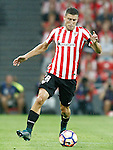 Athletic de Bilbao's Oscar de Marcos during La Liga match. August 28,2016. (ALTERPHOTOS/Acero)