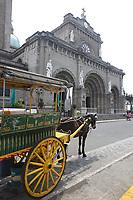 Manila Cathedral near Intramuros