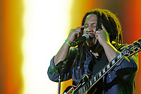 Stephen Marley performs at the 44th Festival d'ete de Quebec on the Plains of Abraham in Quebec city Friday July 8, 2011. The Festival d'ete de Quebec is Canada's largest music festival with more than 1000 artists and close to 400 shows over 11 days.