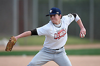 January 17, 2010:  Colton Freeman (Hoover, AL) of the Baseball Factory National Team during the 2010 Under Armour Pre-Season All-America Tournament at Kino Sports Complex in Tucson, AZ.  Photo By Mike Janes/Four Seam Images