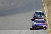 Monster Energy NASCAR Cup Series<br /> Toyota/Save Mart 350<br /> Sonoma Raceway, Sonoma, CA USA<br /> Sunday 25 June 2017<br /> Denny Hamlin, Joe Gibbs Racing, FedEx Ground Toyota Camry, Kurt Busch, Stewart-Haas Racing, Monster Energy/Haas Automation Ford Fusion<br /> World Copyright: John K Harrelson<br /> LAT Images