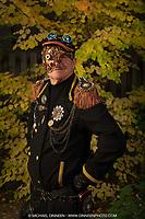 Ron Stein, Steampunk artist for Sr, Voice.