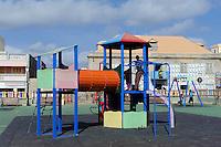 Spielplatz in Sal Rei, Boa Vista, Kapverden, Afrika