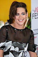 HOLLYWOOD, LOS ANGELES, CA, USA - NOVEMBER 12: Kristen Stewart arrives at the AFI FEST 2014 - 'Still Alice' Special Screening held at the Dolby Theatre on November 12, 2014 in Hollywood, Los Angeles, California, United States. (Photo by Xavier Collin/Celebrity Monitor)