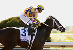 10 April 2010.   Stately Victor and Alan Garcia win the 86th running of the Grade I Toyota Bluegrass Stakes.