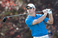 December 4, 2011: Paul Casey during the final round of the Chevron World Challenge held at Sherwood Country Club, Thousand Oaks, CA.