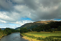 The River Awe at Inverawe, Argyll & Bute