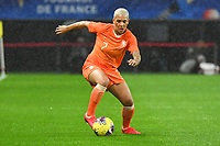 20200304 Valenciennes , France : Dutch Shanice van de Sanden (7)  pictured during the female football game between the national teams of The Netherlands and Brasil on the first matchday of the Tournoi de France 2020 , a prestigious friendly womensoccer tournament in Northern France , on wednesday 4 th March 2020 in the Stade du Hainaut of Valenciennes , France . PHOTO SPORTPIX.BE | DIRK VUYLSTEKE