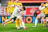 24th March 2021; Leuven, Belgium;  Dries Mertens  of Belgium during the World Cup Qatar 2022 Qualifiers Match between Belgium and Wales on March 24, 2021 in Leuven, Belgium