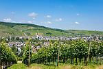 Deutschland, Rheinland-Pfalz, Ahrtal, Bad Neuenahr-Ahrweiler, Stadtteil Ahrweiler: Stadtuebersicht   Germany, Rhineland-Palatinate, Ahr-Valley, Bad Neuenahr-Ahrweiler, district Ahrweiler: overview