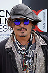BCN FILM FEST 2021.<br /> Johnny Depp.