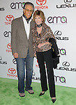 Jane Fonda and Richard Perry at The 2010 Environmental Media Association Awards held at WB Studios in Burbank, California on October 16,2010                                                                   Copyright 2010  © Hollywood Press Agency