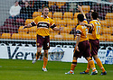 22/08/2006        Copyright Pic: James Stewart.File Name : sct_jspa04_motherwell_v_partick.RICHARD FORAN CELEBRATES SCORING MOTHERWELL'S SECOND...Payments to :.James Stewart Photo Agency 19 Carronlea Drive, Falkirk. FK2 8DN      Vat Reg No. 607 6932 25.Office     : +44 (0)1324 570906     .Mobile   : +44 (0)7721 416997.Fax         : +44 (0)1324 570906.E-mail  :  jim@jspa.co.uk.If you require further information then contact Jim Stewart on any of the numbers above.........