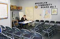 Brooklyn Community Board #1.  2003