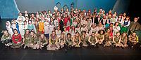 02-27-2020 Group shots Frozen Jr SOAR Regional Arts Minneapolis theater photographer