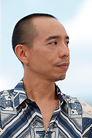 """CANNES, FRANCE - JULY 16: Thai director Apichatpong Weerasethakul at photocall for the film """"Memoria"""" at the 74th annual Cannes Film Festival in Cannes, France on July 16, 2021  <br /> CAP/GOL<br /> ©GOL/Capital Pictures"""