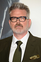 """director, Christopher McQuarrie<br /> arriving for the """"Mission: Impossible Fallout"""" premiere at the BFI IMAX South Bank, London<br /> <br /> ©Ash Knotek  D3414  13/07/2018"""