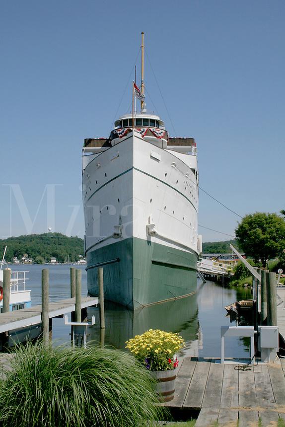SS Keewatin historic ship museum Douglas Saugatuck Michigan