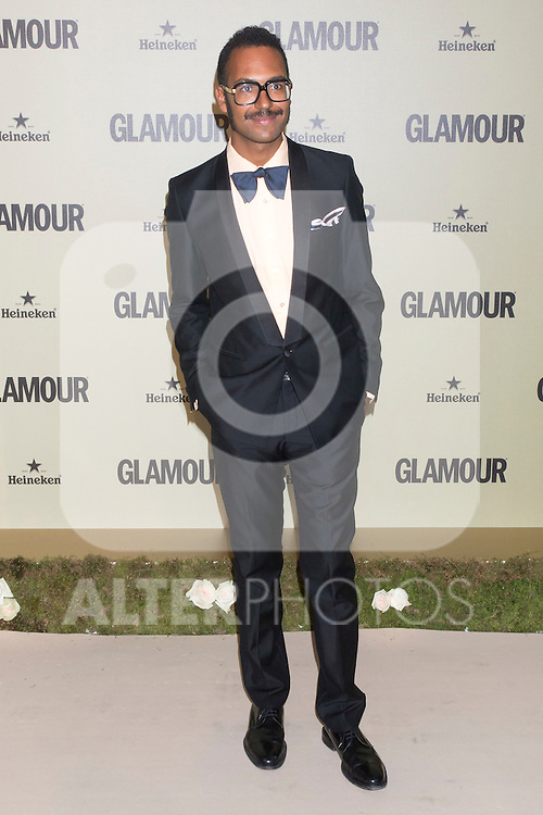 26.06.2012. 10th Anniversary of Glamour Magazine at the Embassy of Italy in Madrid. (Alterphotos/Marta Gonzalez)