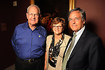From left: Clint Willour, Susan Knight and Robert Graham at the patrons dinner celebrating the opening of Antiquity Revived: Neoclassical Art in the Eighteenth Century at the Museum of Fine Arts Friday March 18,2011.(Dave Rossman/For the Chronicle)