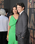 """Freida Pinto and James Franco attends The 20th Century Fox L.A. Premiere of """"Rise of the Planet of The Apes"""" held at The Grauman's Chinese Theatre in Hollywood, California on July 28,2011                                                                               © 2011 DVS / Hollywood Press Agency"""