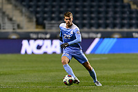 Chester, PA - Friday December 08, 2017: Jeremy Kelly The Indiana Hoosiers defeated the North Carolina Tar Heels 1-0 during an NCAA Men's College Cup semifinal soccer match at Talen Energy Stadium.