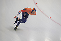 SPEEDSKATING: 07-12-2018, Tomaszów Mazowiecki (POL), ISU World Cup Arena Lodowa, 500m Men Division B, Michel Mulder (NED), ©photo Martin de Jong