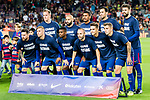 FC Barcelona squad poses for photos during the La Liga 2017-18 match between FC Barcelona and SD Eibar at Camp Nou on 19 September 2017 in Barcelona, Spain. Photo by Vicens Gimenez / Power Sport Images