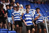 21st July 2021; Madejski Stadium, Reading, Berkshire, England; Pre Season Friendly Football, Reading versus West Ham United; Reading fans after the match