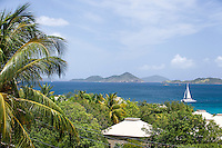 Overlooking the rooftops of Gallows Point<br />