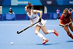 Kelsey Smith. Women's match between New Zealand and Spain, Oi Hockey Stadium, Tokyo, Japan, Wednesday 28 July 2021. <br /> Photo: Alisha Lovrich/HockeyNZ/www.bwmedia.co.nz
