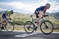 Tayler Wiles (USA/Trek Segafredo)<br /> <br /> Women's Elite Road Race from Imola to Imola (143km)<br /> <br /> 87th UCI Road World Championships 2020 - ITT (WC)<br /> <br /> ©kramon