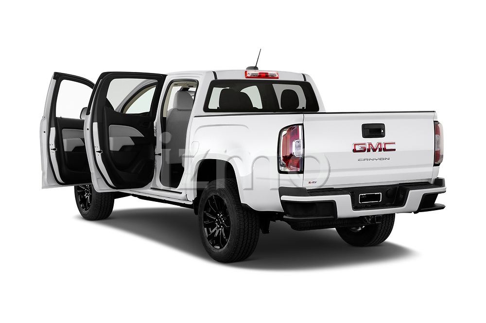 Car images of 2021 GMC Canyon Elevation-Standard 4 Door Pick-up Doors