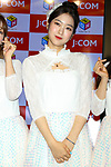 """JIHO(OH MY GIRL), July 1, 2019 : K-pop girls group OH MY GIRL attends """"M-ON! X OH MY GIRL Special Event"""" in Tokyo, Japan on July 1, 2019. (Photo by Pasya/AFLO)"""