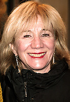 NEW YORK, NY- APRIL 3: Olympia Dukakis arrives for the opening of A Day in the Death of Joe Egg, at the American Airlines Theatre, on April 3, 2003, in New York City. Credit: Joseph Marzullo/MediaPunch