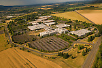 Aerial View of HP in Corvallis, Oregon
