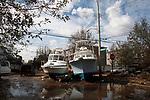 Hurricane Sandy five years anniversary in New York