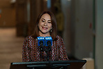 Press Encounter by incoming President of the 73rd Session of the General Assembly, Ms. María Fernanda Espinosa Garcés