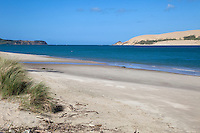 Hokianga Harbour, looking toward entrance, north island, New Zealand.