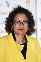 Samira Ahmed<br /> arriving for the Women of the Year Awards 2018 and the Hotel Intercontinental London<br /> <br /> ©Ash Knotek  D3443  15/10/2018
