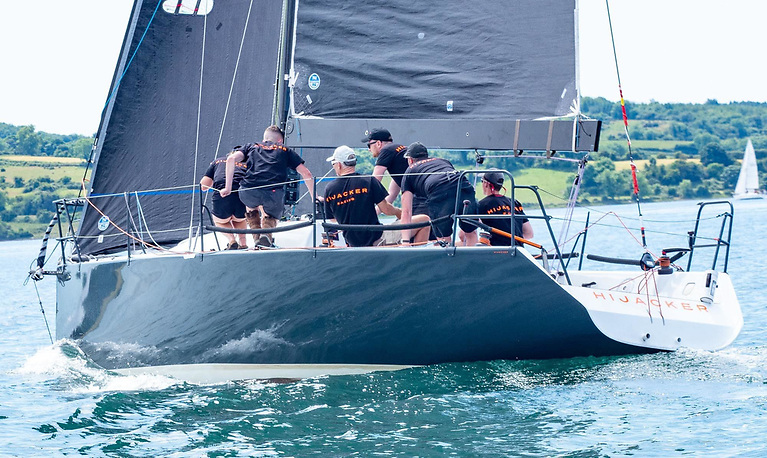 Five Northern Ireland Yachts for ICRA Championships on Dublin Bay