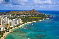 Waikiki Beach, Waikiki, Oahu