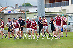 The Causeway team during the County Senior hurling Semi-Final between St. Brendans and Causeway at Austin Stack park on Sunday.
