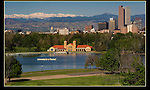 State Capitol seen from City Park with Mount Evans behind. From John's 5th book.<br /> John leads private, photo tours of Denver, Boulder and nearby mountains. Click the above CONTACT button for inquiries. .  John offers private photo tours in Denver, Boulder and throughout Colorado. Year-round Colorado photo tours.