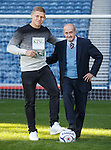 The penalty kings - Martyn Waghorn and Johnny Hubbard