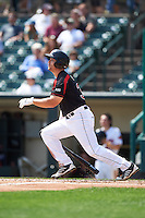 Rochester Red Wings right fielder Daniel Palka (37) at bat during a game against the Durham Bulls on July 20, 2016 at Frontier Field in Rochester, New York.  Rochester defeated Durham 6-2.  (Mike Janes/Four Seam Images)